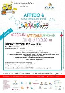evento Coccaglio 27/10/2015